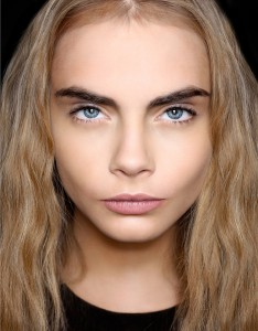 Personal Work - Cara Delevingne - Post Production: Fourside