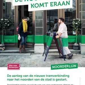 Client: De Noorderlijn - Agency: Common Ground - Post Prodcution: Fourside